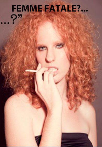 Femme fatale - Nieves Soria